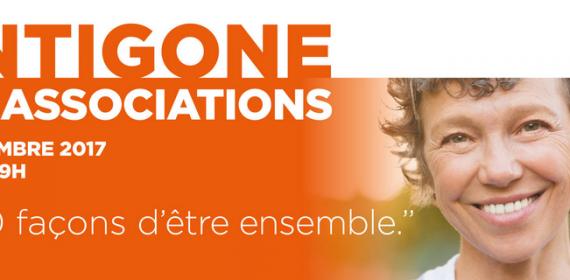 Antigone des Associations Montpellier