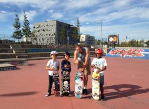 vignette skatepark la mosson