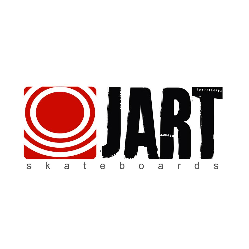 jart logo partenaire montpellier skateboard