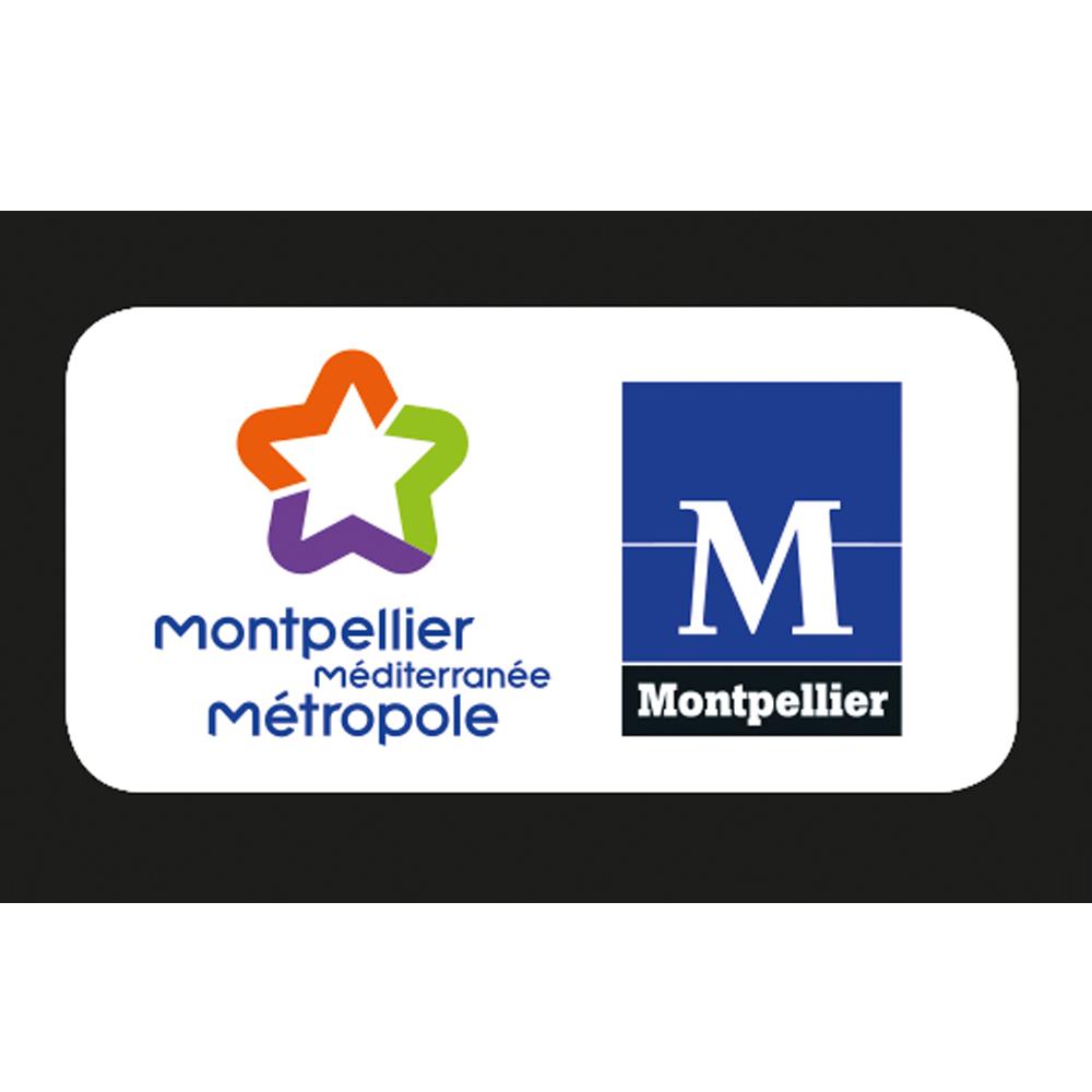 logo montpellier metropole