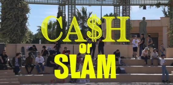 Vidéo CASH OR SLAM 2019